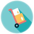 Icono inventarios y stocks Excel